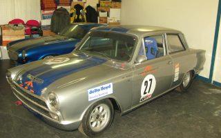 Lotus Cortina en Volvo 1800 003