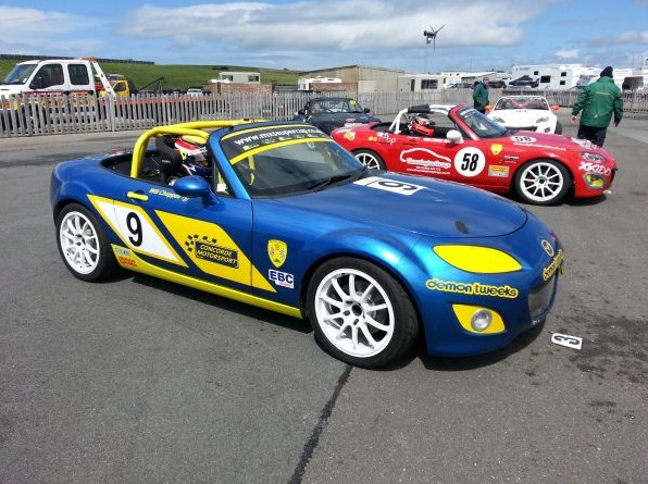 brscc mx 5 supercup 2014 round 1 results paddock42 race cars for sale motorsport news. Black Bedroom Furniture Sets. Home Design Ideas