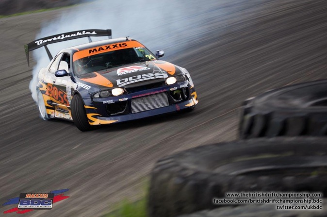 British Drift Championship Teeside Results Paddock 42
