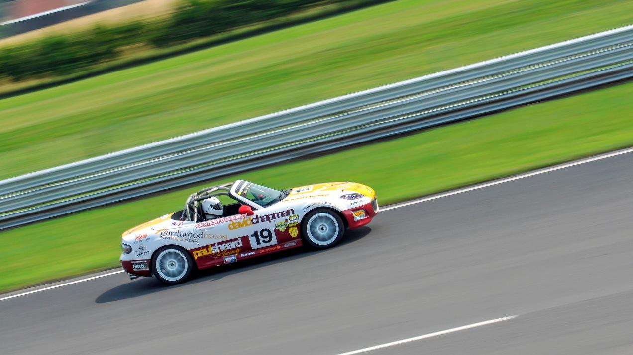 Silverstone Brscc Finals Weekend Paddock 42