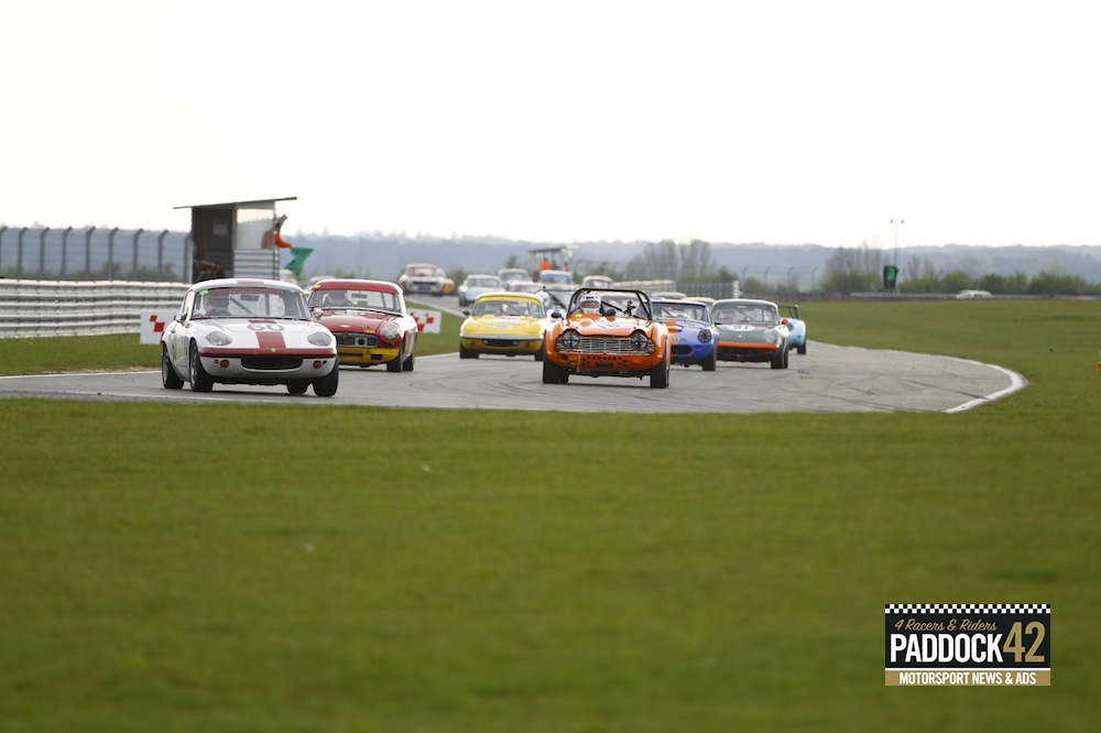 Classic Sports Car Club Swinging Sixties The Classic Sports Car Club