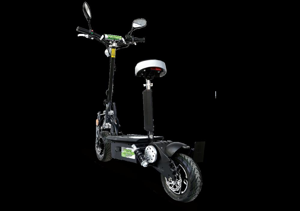 Zettie 51 Evo Electric Scooter Paddock 42