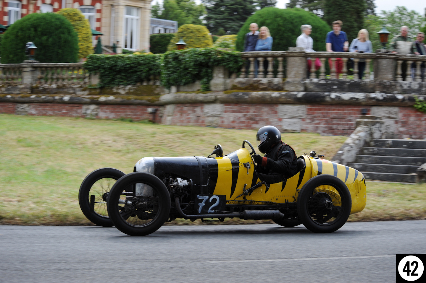 Chateau Impney Hill Climb To Return In 2016 Paddock 42