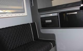 HR Multisport Peugeot Boxer Sportshome Competitor custom build Internal 5
