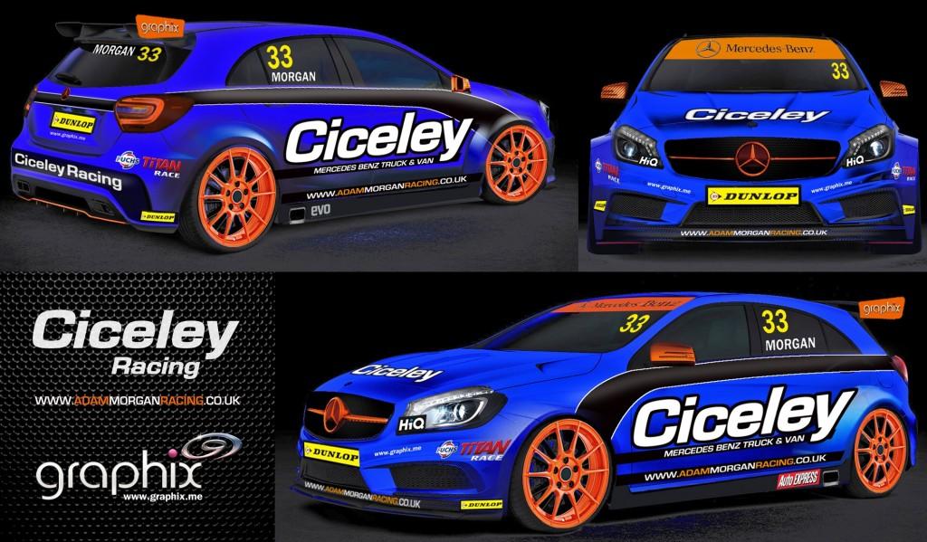Brands Hatch Morgan >> Mercedes to enter BTCC with Ciceley Racing | Paddock 42