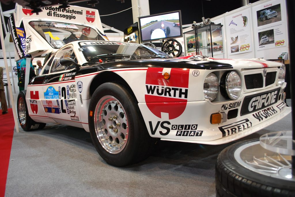 Historic Rally Cars Take Centre Stage at Race Retro 2014   Paddock 42