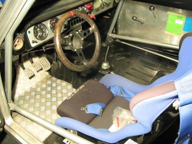 Lotus Cortina Historic Race Car | Paddock 42