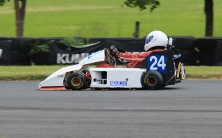 Superkarts F125 Open English Championship - Darley Moor | Paddock 42