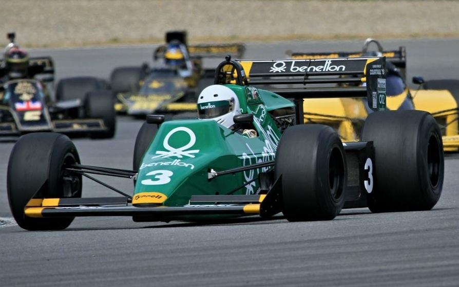 Masters Historic Racing Results - Brno   Paddock 42
