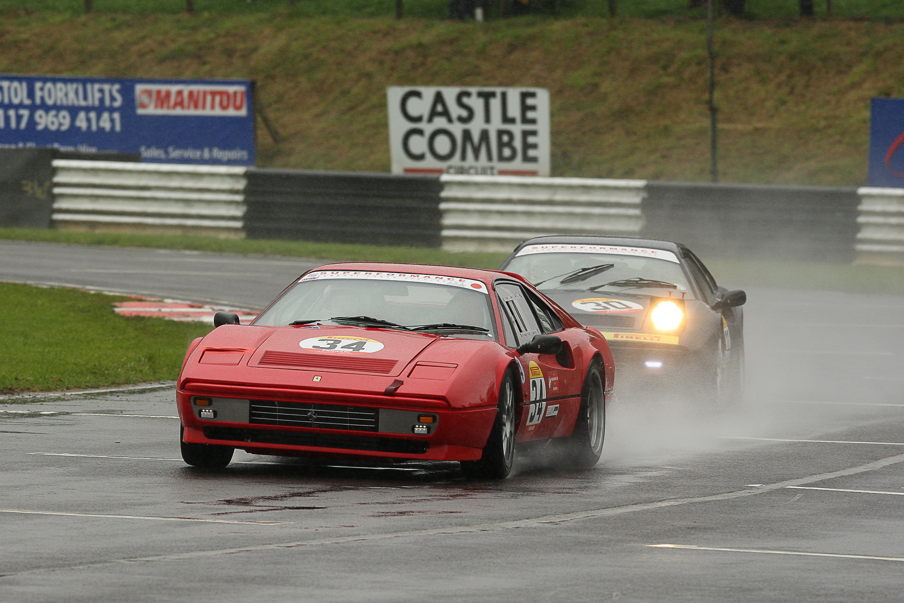 Castle Combe Sports Racing Car Series