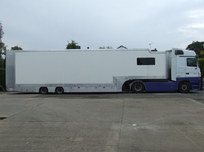 Prg Trailers Race Truck Conversions Paddock 42