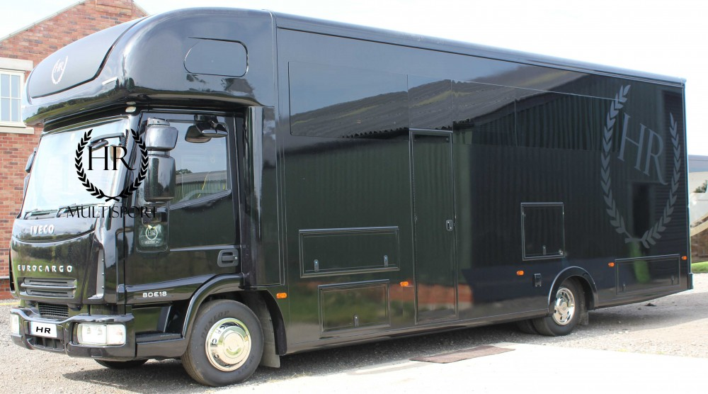 Hr Multisport Race Truck 6 Berth Amp Garage Paddock 42