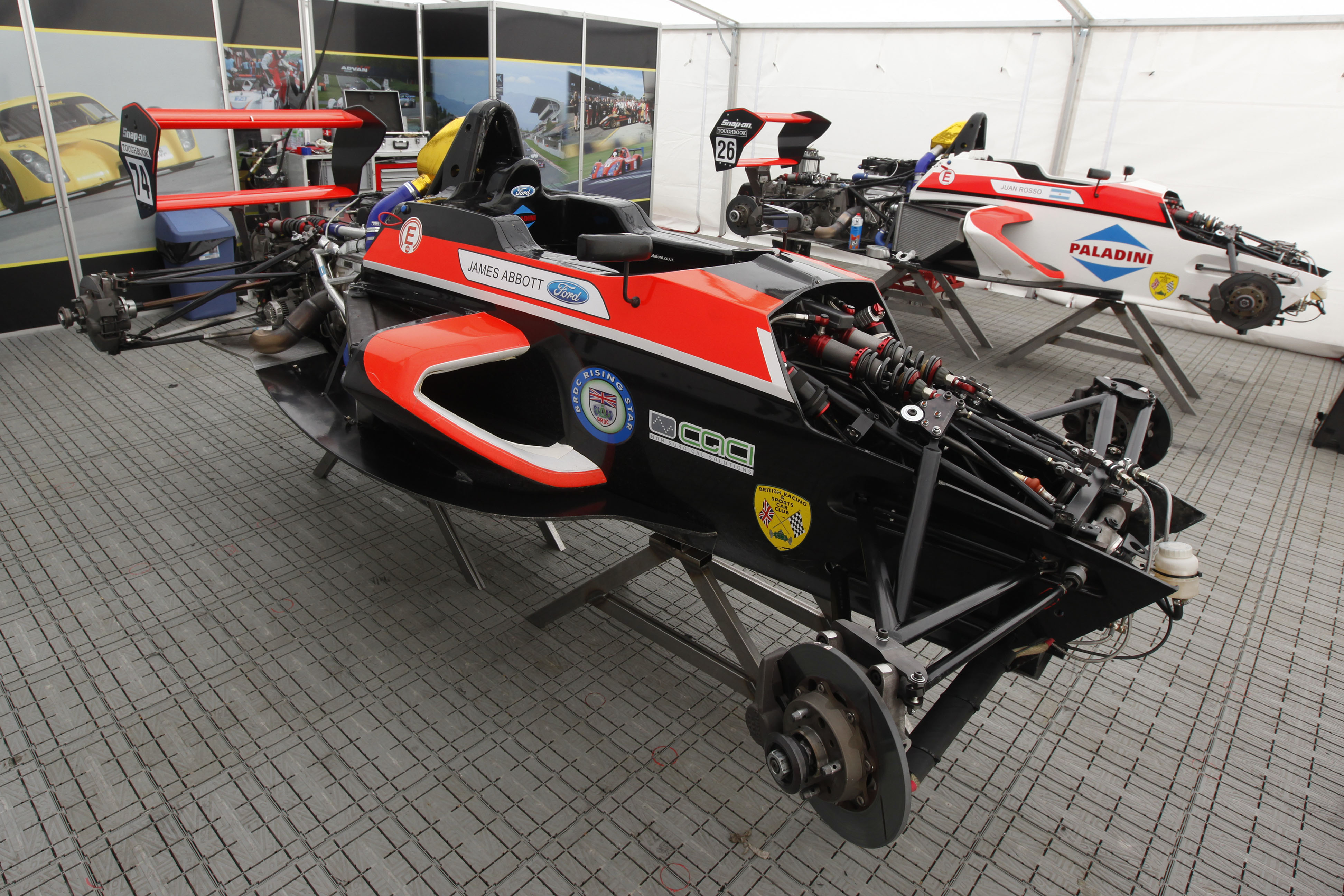 Formula Ford For Sale >> Mygale MJ12/13 EcoBoost FF x 2 | Paddock 42