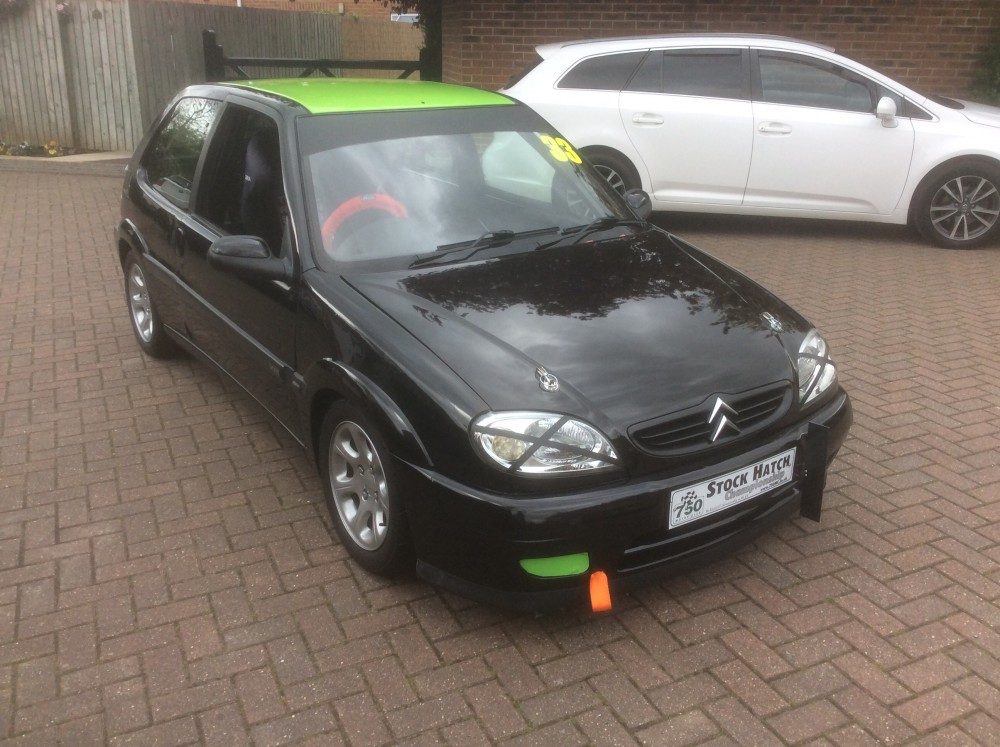 Saxo Vtr Stock Hatch Race Car For Sale Paddock 42