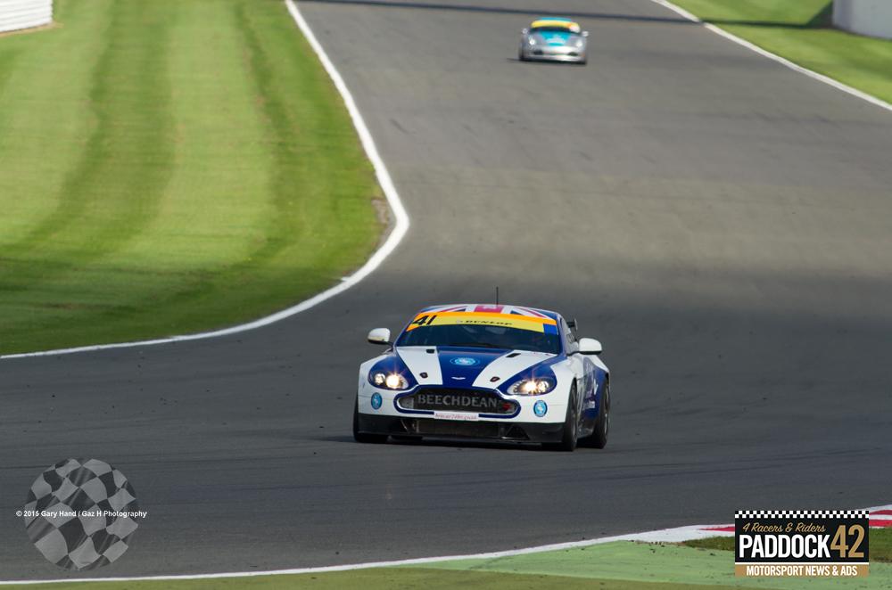 Aston Martin 2nd Hand Ad >> BARC & Britcar at Silverstone | Paddock 42