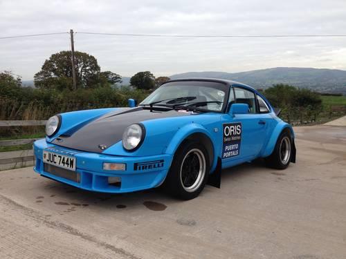 Porsche 911 Sc Coupe Rally Car Paddock 42