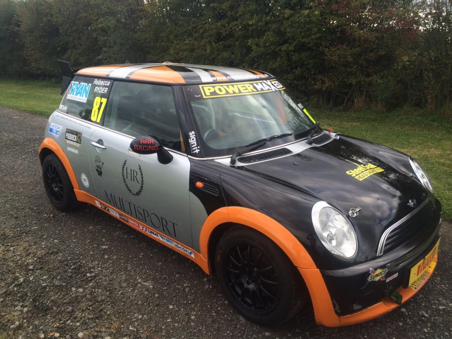 2015 Mini Challenge Cooper Super Cooper Cup Scottish