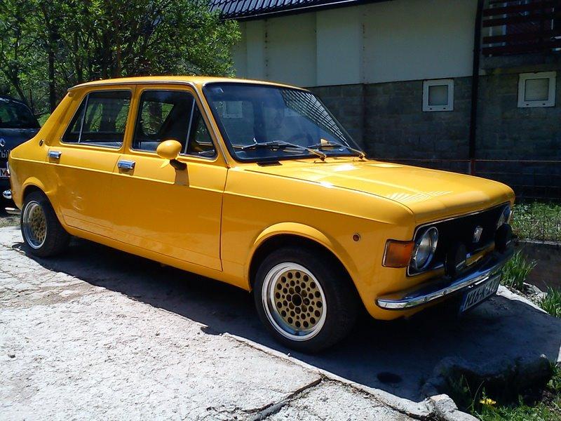 Zastava 101 Fiat 128 | Paddock 42