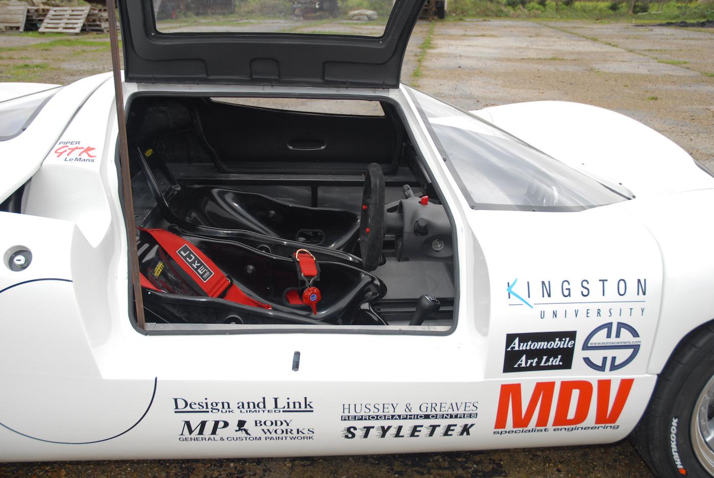 Piper GTR 1969 Le Mans GT Prototype Replica