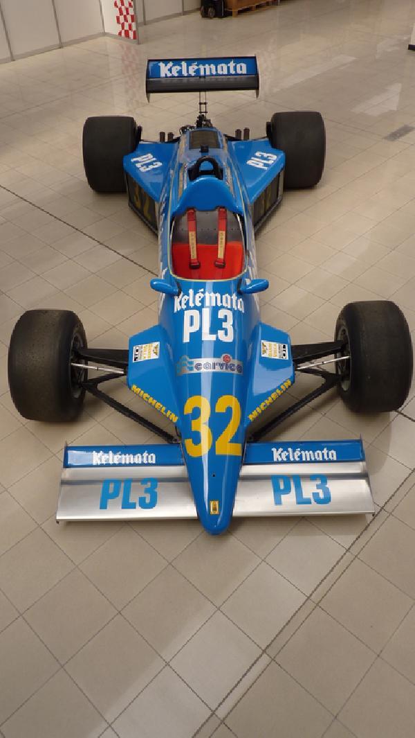 Osella F1 Chassis 1 Paddock 42