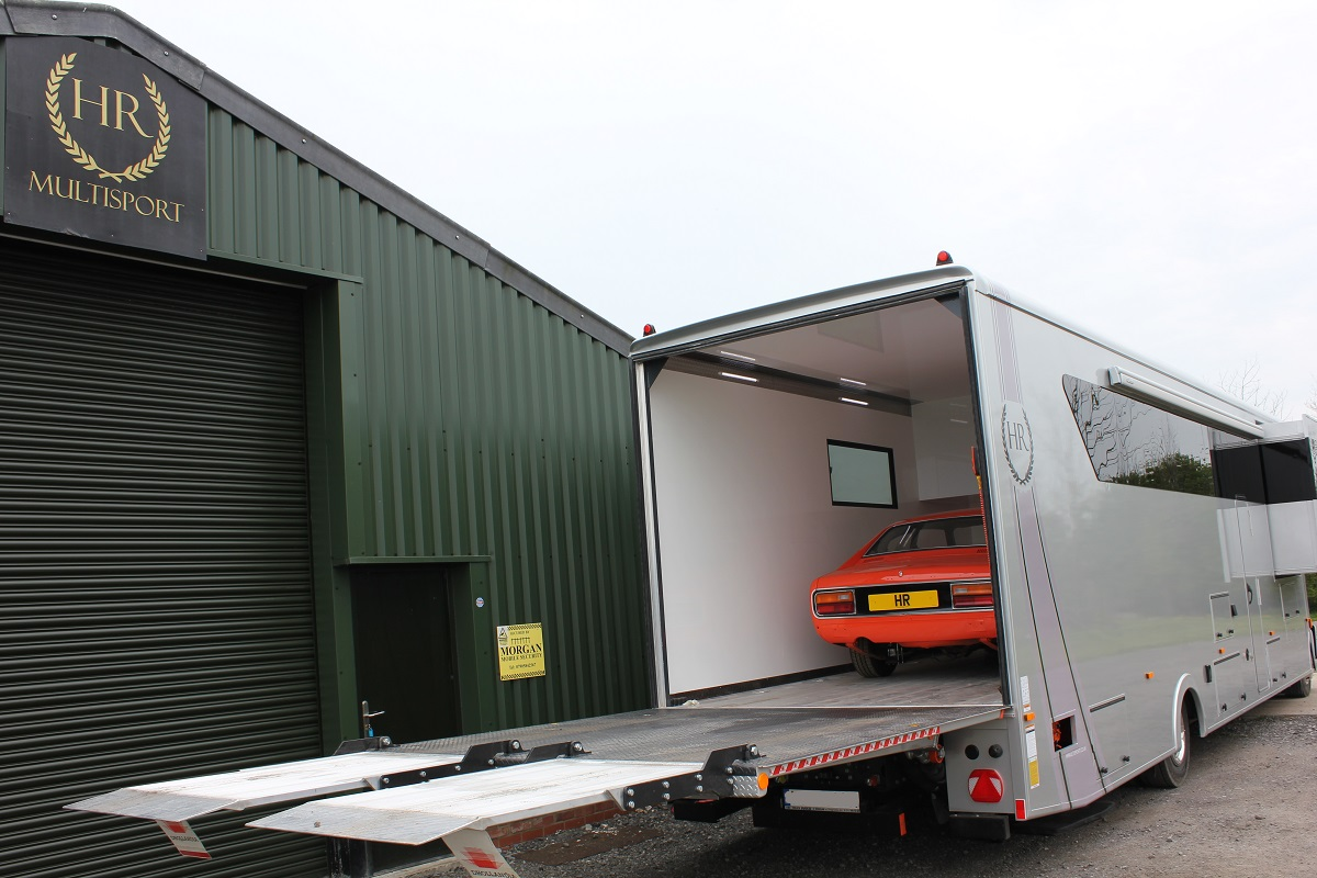 brand new 12t iveco race transporter for 6 inc 3t tail. Black Bedroom Furniture Sets. Home Design Ideas