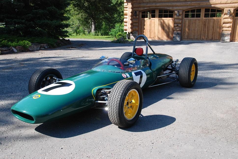 1968 Lotus 51 Formula Ford | Paddock 42