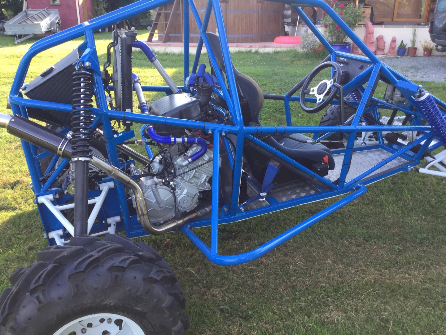Barracuda Buggy For Sale >> Edge Barracuda off-road Race Buggy & Trailer | Paddock 42