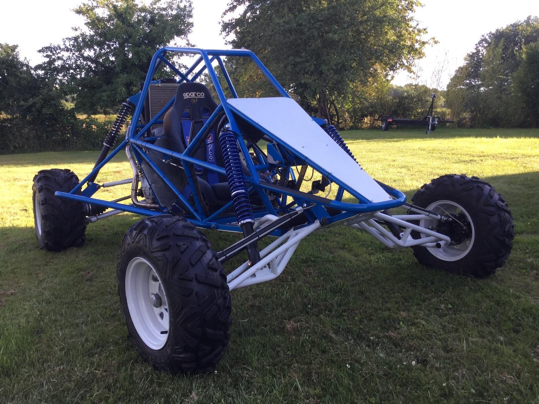 Barracuda Buggy For Sale >> Edge Barracuda Off Road Race Buggy Trailer Paddock 42