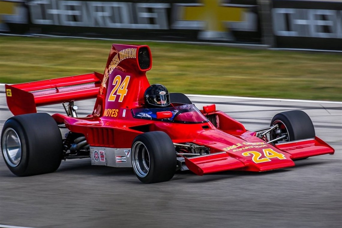 1974 Lola T332 Formula 5000 Or F5000 Paddock 42